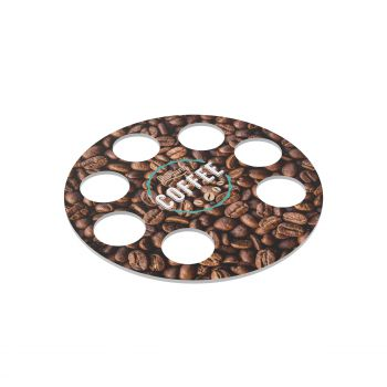 Coffee Cup Holder Round 280 mm