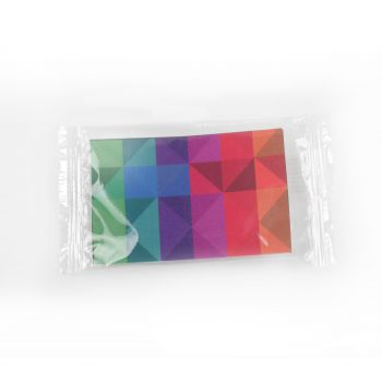 Flow Pack with inlay